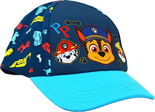 Laylawson Gorra béisbol Patrulla Canina niños Azul