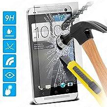 Bytelectro - Protector Pantalla CRISTAL TEMPLADO Premium HTC ONE M7