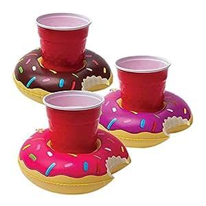 Big Mouth Inc. 0718856157020 - Porta Bicchieri Donut