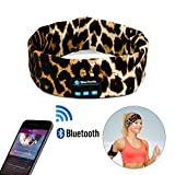 Best Cuffie per Musics - Sonno Cuffie, WUMINGLU Fascia Bluetooth Wireless Music Fascia Review