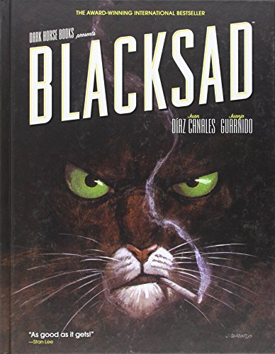Blacksad by Juanjo Guarnido (Artist), Juan Diaz Canales (20-Oct-2010) Hardcover