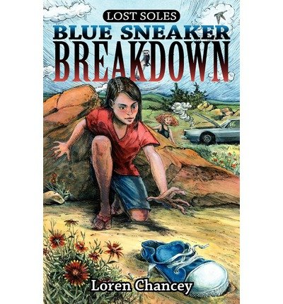 [( Blue Sneaker Breakdown )] [by: Loren Chancey] [Apr-2010]