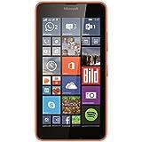 "Microsoft Lumia 640 LTE - Smartphone libre Windows Phone (pantalla 5"", 8 GB, Quad-Core 1.2 GHz, 4G), naranja"
