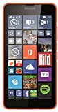 Microsoft Lumia 640 LTE - Smartphone libre Windows Phone (pantalla 5', 8 GB, Quad-Core 1.2 GHz, 4G), naranja