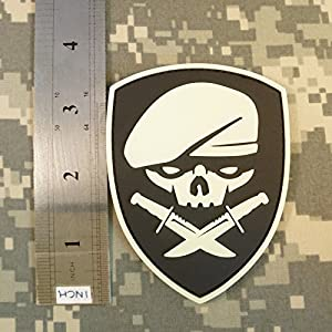 Glow Dark Medal of Honor MOH Rangers GITD Morale Attache-boucle Écusson Patch