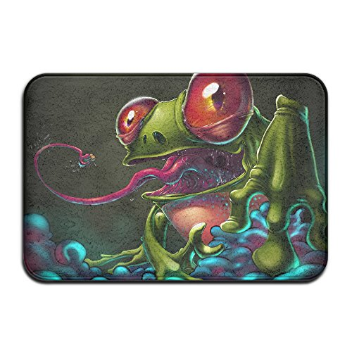 Grenouille ATE Fly Home Paillasson Tapis de sol 4060 antidérapant