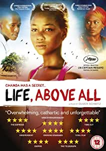 Life Above All [DVD]