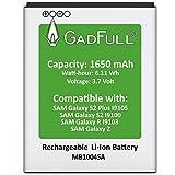 GadFull® Premium Akku für Samsung Galaxy S2 wie EBF1A2GBU | Galaxy S2 i9100 | Galaxy S2 Plus i9105 | Galaxy R i9103 | Galaxy Z | Batterie Accu Battery
