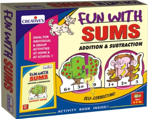 creative educational aids 0694 fun with sums - addition and subtraction - 51MgYFWeZBL - Creative Educational Aids 0694 Fun with Sums – Addition and Subtraction home - 51MgYFWeZBL - Home
