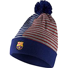 Nike Gorro Lana FC Barcelona Unisex Deep Royal Blue Noble Red AO8589 455 7488972baf1