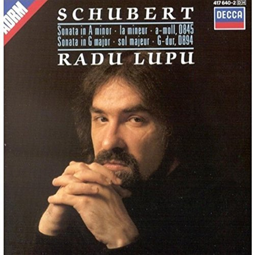 Piano Sonatas D.845 & 894 (Lupu) by Franz Schubert (Schubert Piano Sonata D 845)