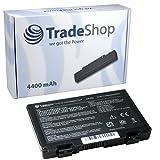Hochleistungs Laptop Notebook AKKU 4400mAh ersetzt Asus L0A20160 für K40A K40S P50ij P50in Pro79i X50 X5DC X8C X5DAB X5DAB-SX070C X5DAB-SX070V X5DAD X5DI X5DIN X70a X70ad X70ab X70ae X70af X70il X70io X70z