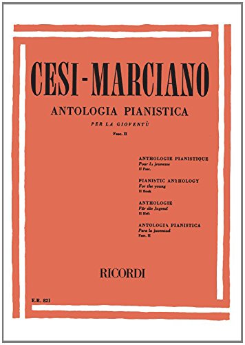 ANTOLOGIA PIANISTICA PER LA GIOVENTU - FASC. II