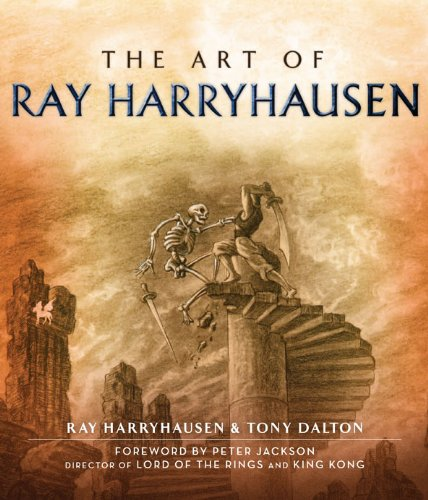The Art of Ray Harryhausen par Ray Harryhausen, Tony Dalton