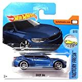 HOT WHEELS® BMW M4 - 1:64 - nachtblau