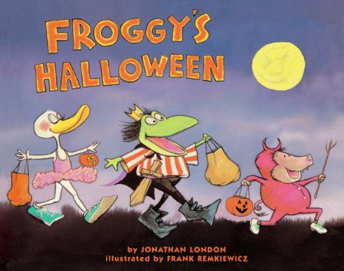Picture Puffin Books) (Halloween-cos)