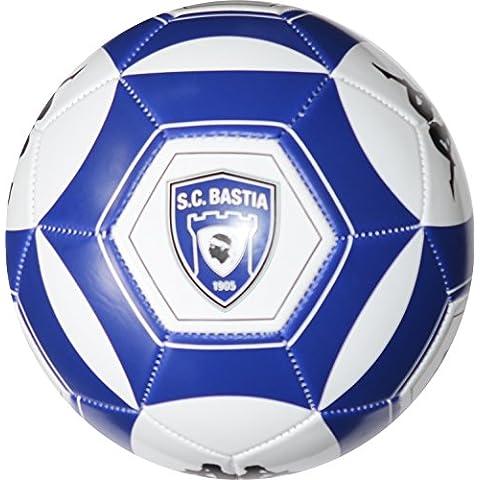 Pallone SC SCB Bastia, collezione ufficiale, misura