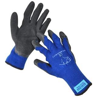 ARTIC POLAR EXTRA WARM EXTRA GRIP WINTER WORKING GLOVE SIZE MEDIUM (9) BLUE