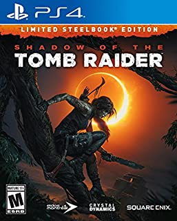 Shadow of the Tomb Raider (Limited Steelbook Edition) - PlayStation 4 (B07BBCMKC9) | Amazon price tracker / tracking, Amazon price history charts, Amazon price watches, Amazon price drop alerts