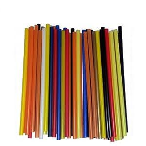 yagma Cake Pops - Lollipop Sticks farbig - 100 Stück (farbmix)