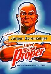 Lieber Meister Proper
