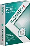 Kaspersky Pure Benelux Edition 3 Desktop 1 Year Base Box