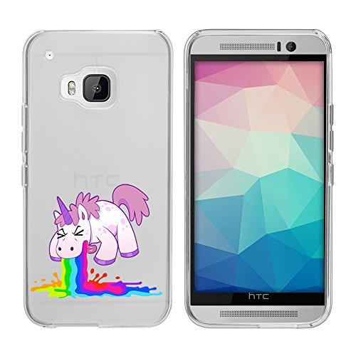 licaso® Hülle für HTC One M9 / M9s Dual 5