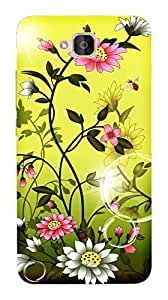TrilMil Printed Designer Mobile Case Back Cover For Huawei Honor Holly 2 Plus