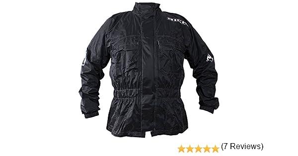 Richa Rain Warrior v/êtements de pluie moto veste nouveaux hommes 100/% /étanche