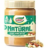 Goody Natural Peanut Butter, 340 Gm