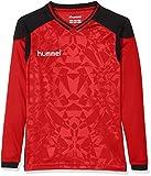 Hummel Kinder Trikot Sirius Long Sleeve Jersey True Red/Black 140-152