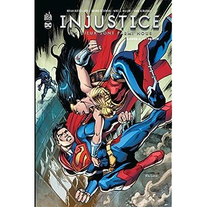 Injustice - Année 4 - 1ère partie