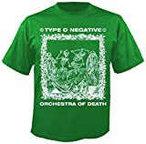 TYPE O NEGATIVE - Orchestra of Death - T-Shirt