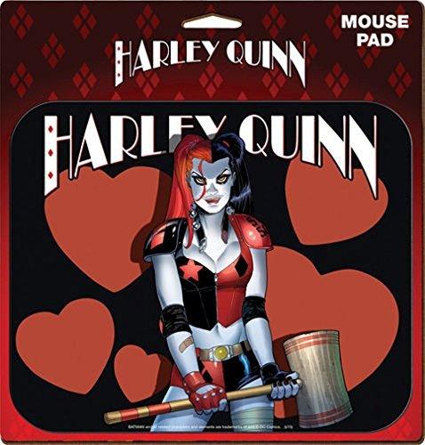 Ata-Boy DC Comics Harley Quinn Mouse Pad by Ata-Boy