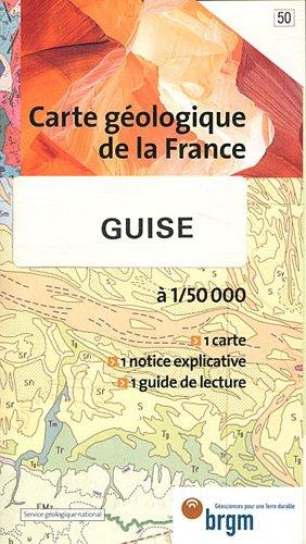 Carte géologique : Guise