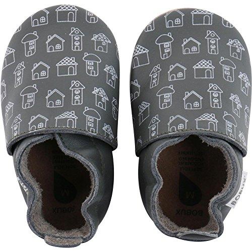Bobux Kamouflage Druck Grün, Chaussures Bébé marche mixte bébé Grün (Grün)