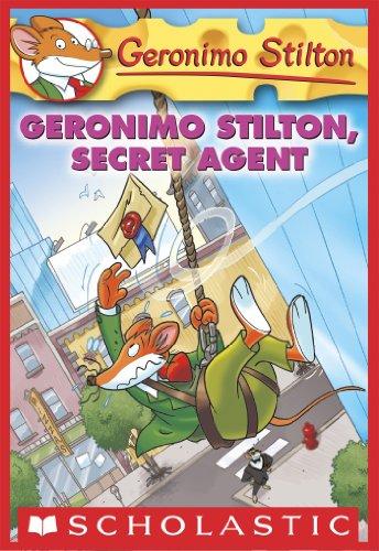 Geronimo Stilton #34: Geronimo Stilton, Secret Agent (English ...