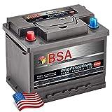 US Autobatterie 62Ah 550A/EN USA Batterie Pluspol Links Chevrolet Dodge Daewoo Jeep