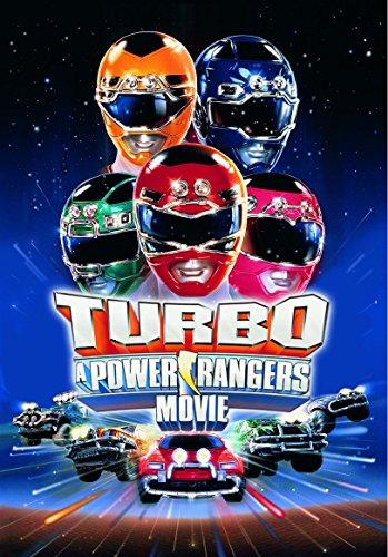 Power Rangers 2 - Turbo Power Ranger-der Film