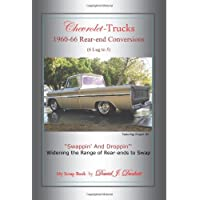 1960-66 Chevrolet Trucks Rear-end Conversions (6 Lug to 5) - 1960 Chevy Truck