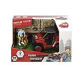 Dickie Toys 203833005 - Playlife Park Ranger, Geländewagen inkl. Figur, 16 cm