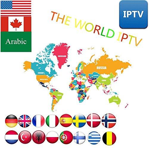 Neo tv pro IPTV 12 month fullHD Android smart iptv m3u