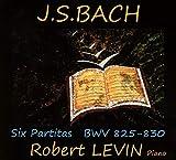Six Partitas Bwv 825-830