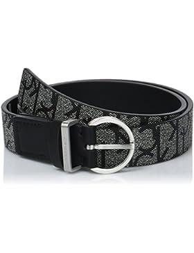 Calvin Klein Damen Gürtel Marissa Monogram Belt