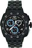 ZAZA London PL342 black - Reloj, correa de plástico color negro