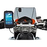 Ultimate Addons Din Hella alimentation moto U 1 avec tête boule Ultimate Addons Coque antichoc étanche pour Samsung Galaxy S4 i9500