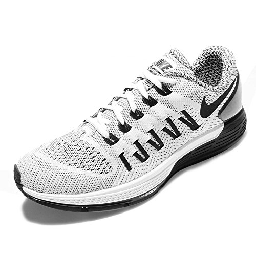 Nike Wmns Air Zoom Odyssey, Scarpe da Corsa Donna Blanco (White / Black)