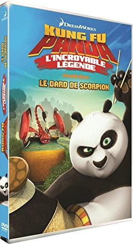 Kung Fu Panda l'Incroyable Légende V2 - DVD [Edizione: Francia]
