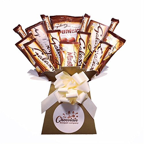 Large Galaxy Chocolate Lovers Bouquet Gift Hamper in Presentation Box