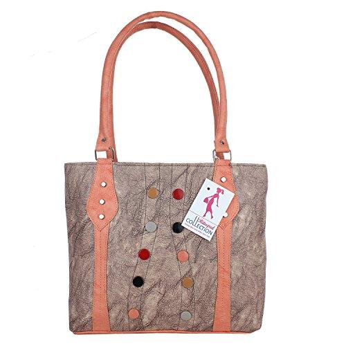 Ritupal Collection shoulder handbag (Beige)